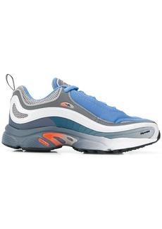 Reebok blue Daytona DMX sneakers