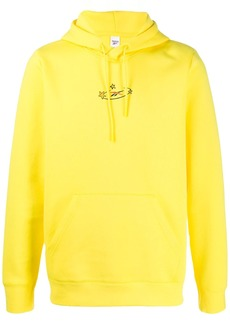 Reebok Tom and Jerry drawstring hoodie