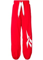 Reebok branded track trousers
