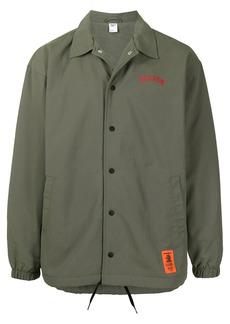 Reebok chest logo-print jacket