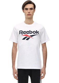 Reebok Cl F Vector Cotton Jersey T-shirt