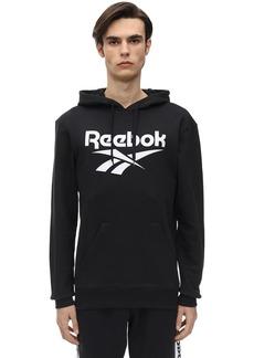 Reebok Cl F Vector Jersey Sweatshirt Hoodie