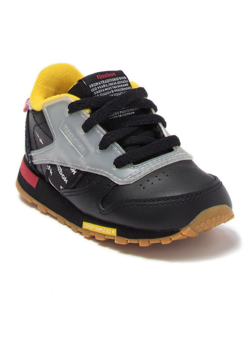 Reebok CL Leather ATI Sneaker (Baby & Toddler)