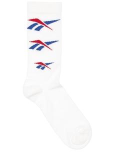 Reebok Cl Repeat Vector Socks