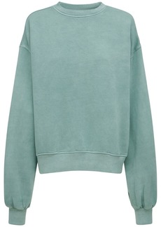 Reebok Classic Cotton Blend Sweatshirt
