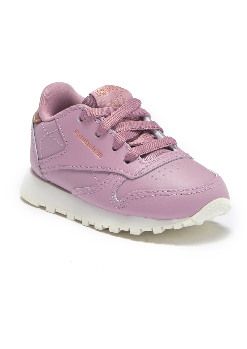 Reebok Classic Leather Sneaker (Baby & Toddler)