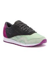 Reebok Classic Nylon CB Suede Sneaker