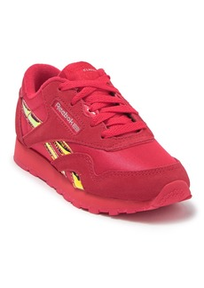 Reebok Classic Nylon Sneaker (Toddler & Little Kid)