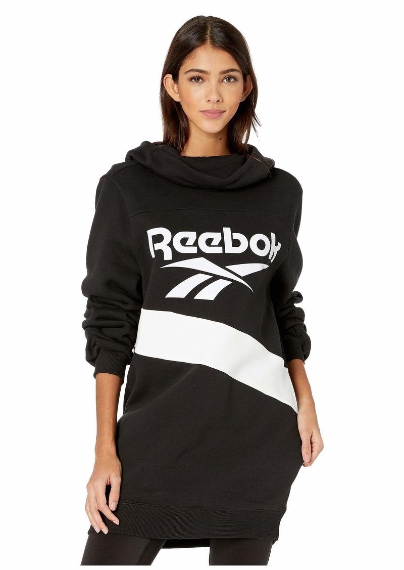 Reebok Classic Vector Performance Hooded Dress