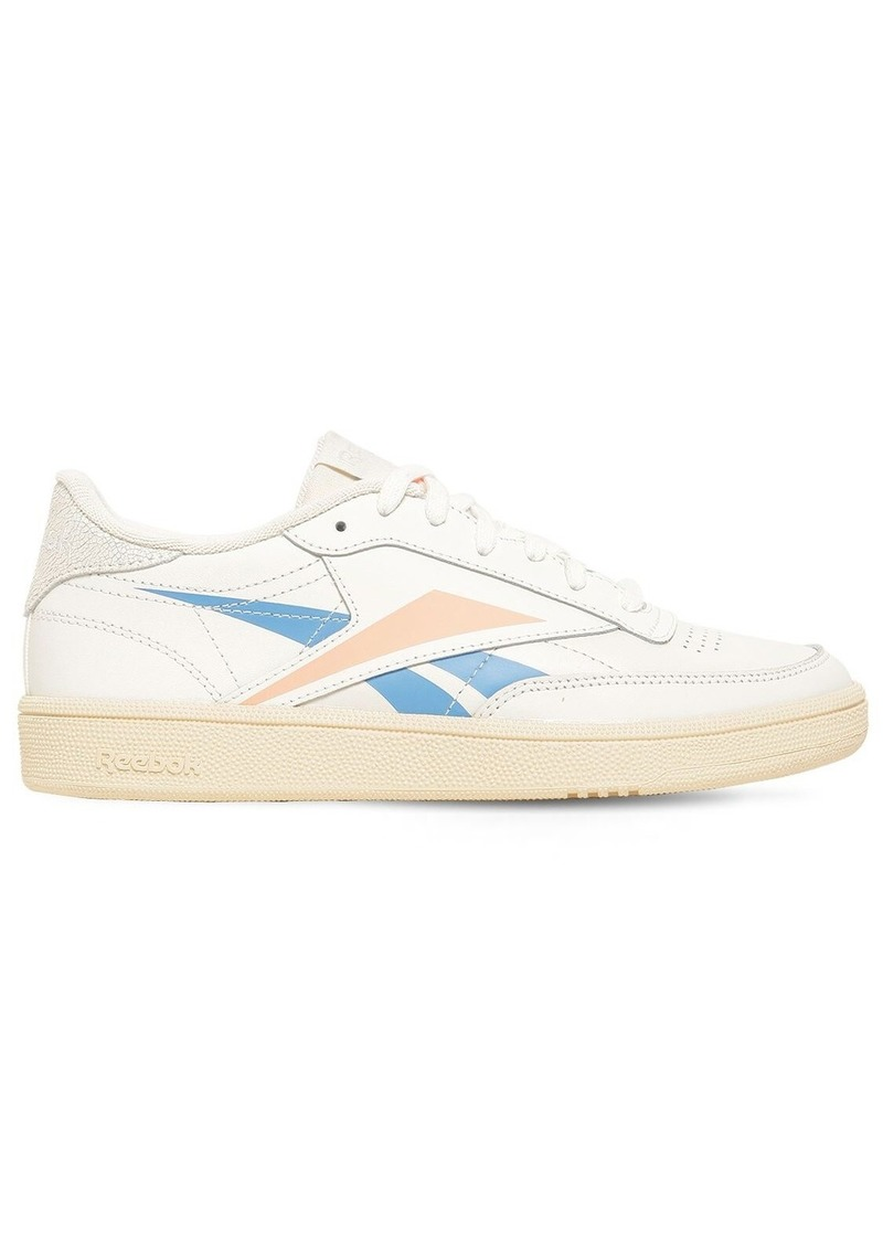 Reebok Club C 85 Leather Sneakers