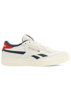 Reebok Club C Revenge Leather Sneakers