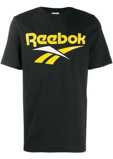Reebok contrast logo T-shirt