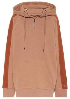 Reebok Cotton-jersey hoodie