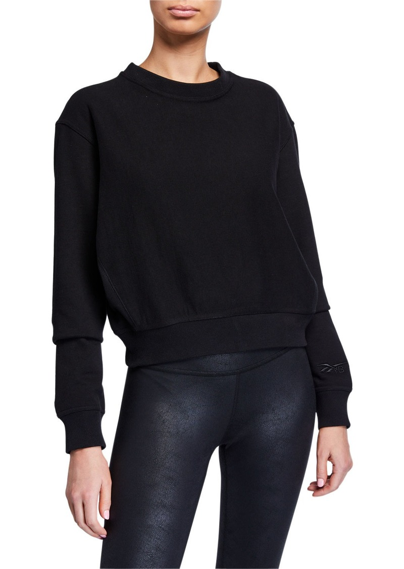 Reebok Cropped Sweatshirt