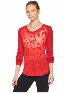 Reebok CrossFit Burnout Long Sleeve T-Shirt