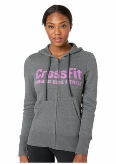Reebok CrossFit® Full Zip Hoodie