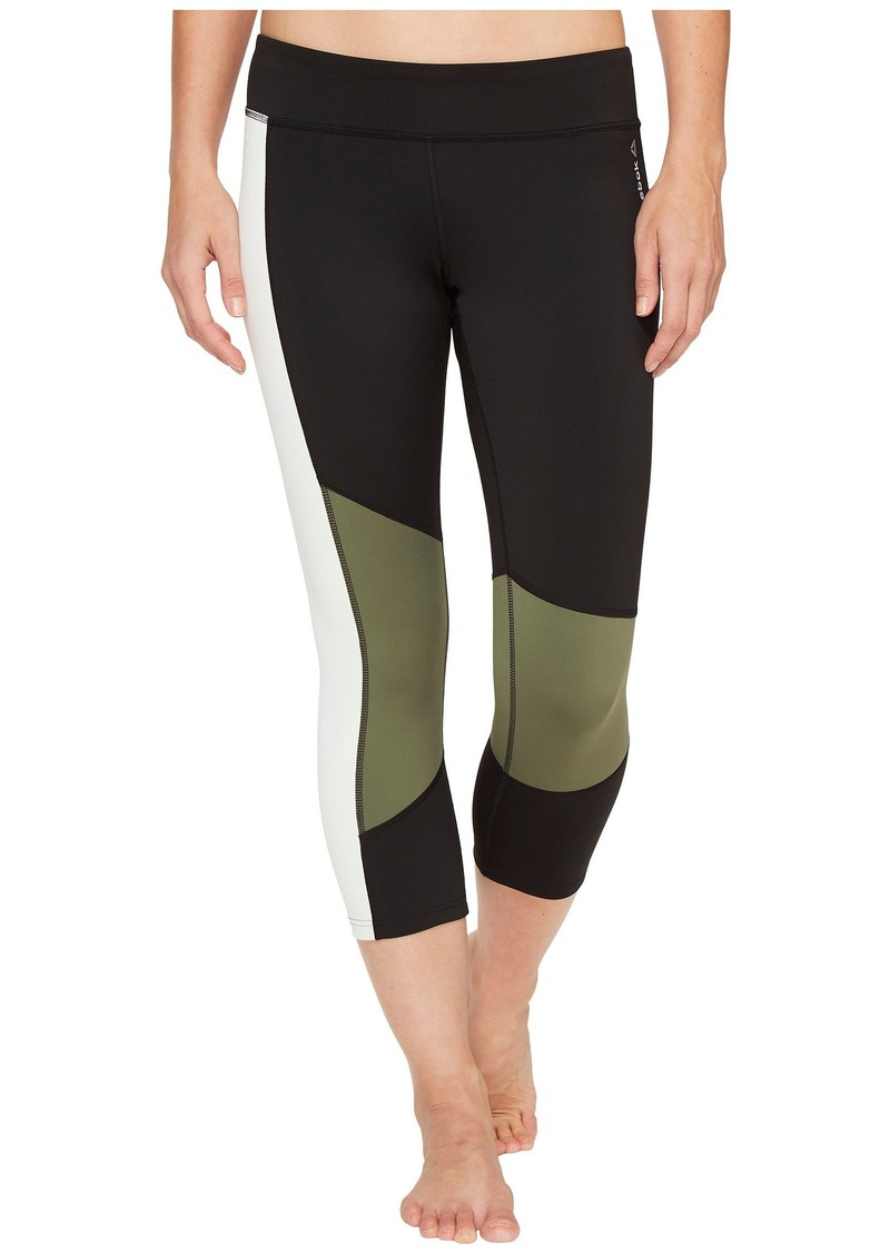 8531326791e3 Reebok Dance Color Block Capris