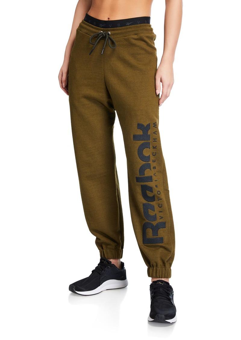 Reebok Drawstring Logo Jogger Pants