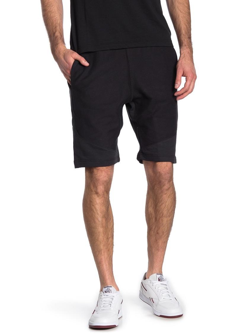Reebok Drawstring Twill Shorts