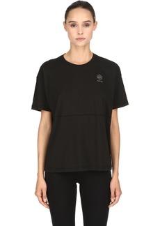 Reebok Elevated Cotton Jersey T-shirt