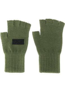 Reebok fingerless gloves