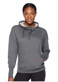 Reebok Fleece Cowl Neck Sweatshirt