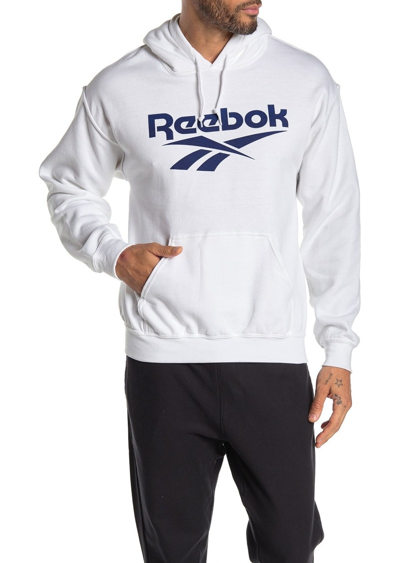 Reebok Fleece Pullover Hoodie