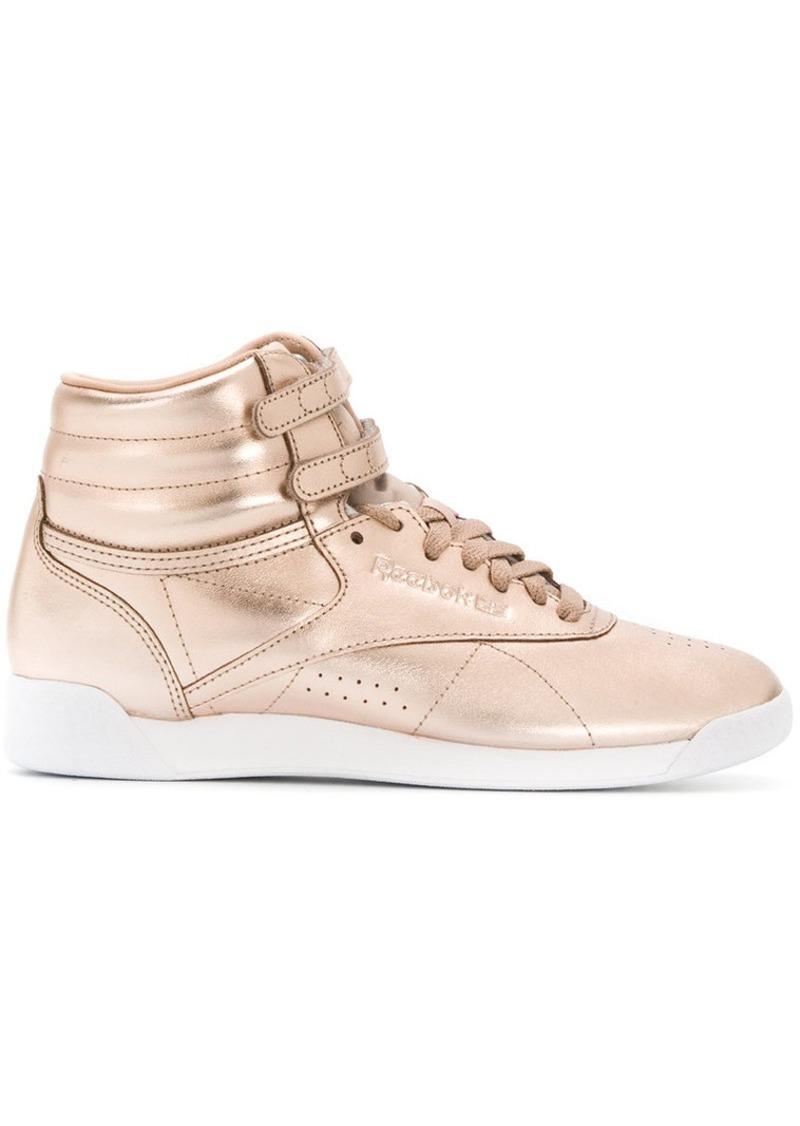 fa5f94c5f4795 On Sale today! Reebok Freestyle hi-top sneakers