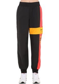 Reebok Gigi Hadid Color Block Track Pants