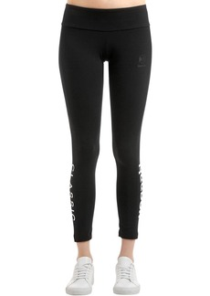 Reebok Gigi Hadid Logo Cotton Leggings