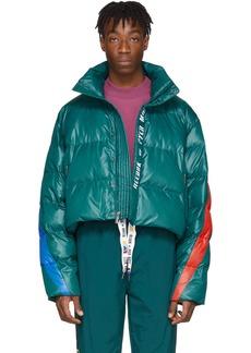 Reebok Green Collection 3 Ballfiber Jacket