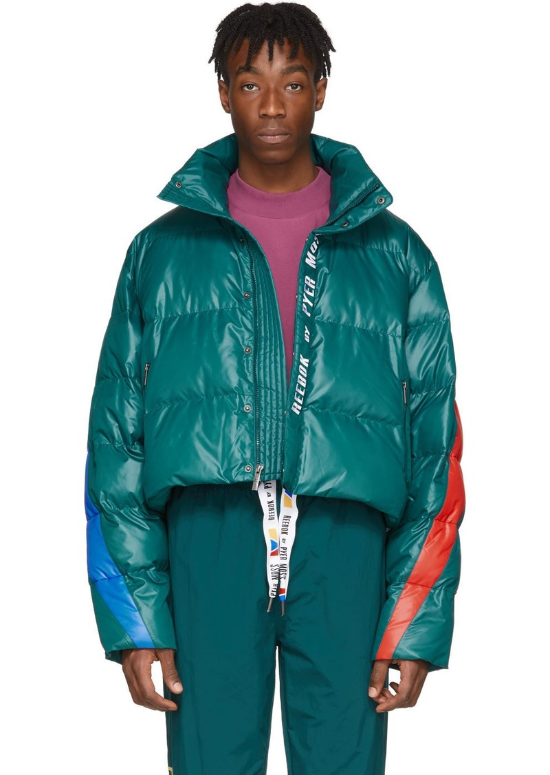 Reebok Green Collection 3 Ballfiber Jacket