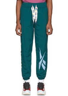 Reebok Green Collection 3 Franchise Track Pants