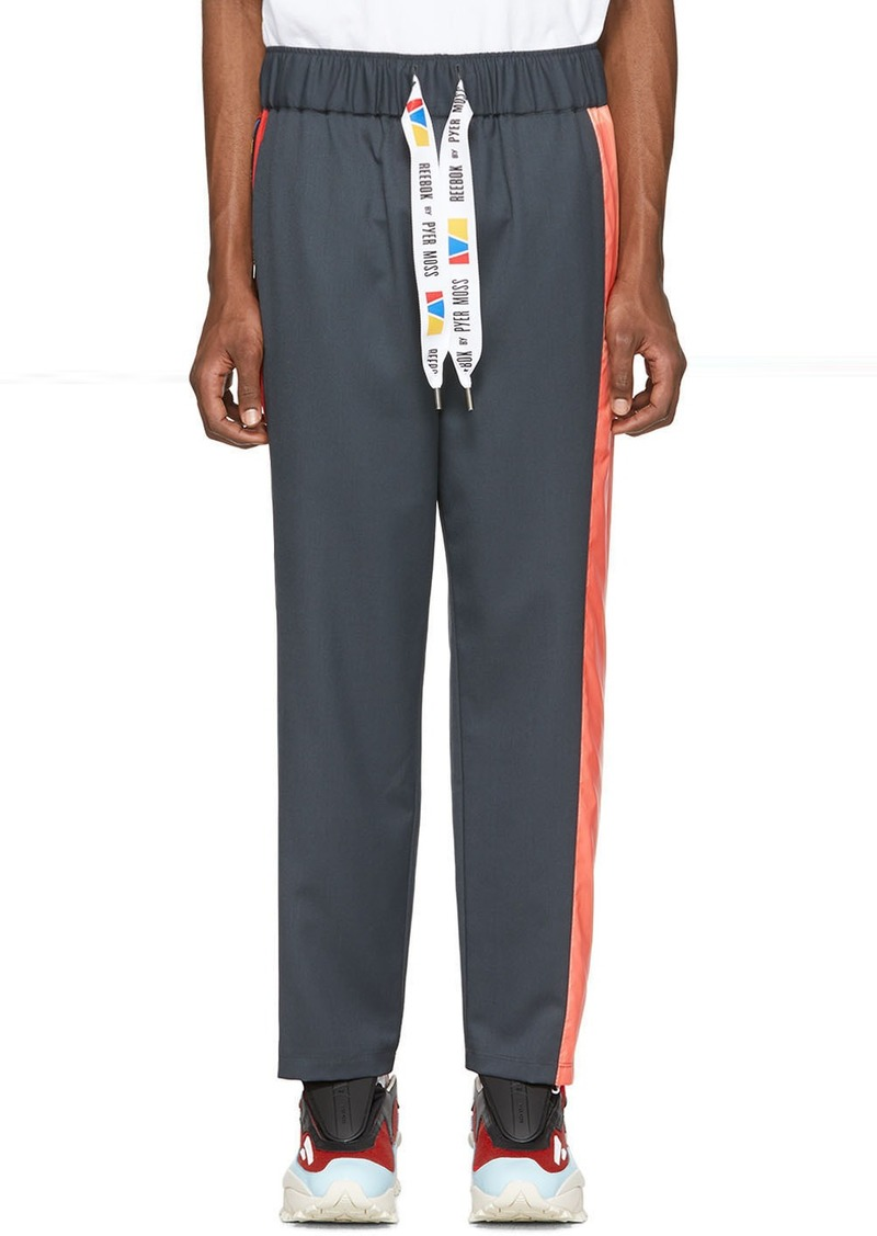 Reebok Grey Collection 3 Elasticized Lounge Pants