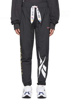 Reebok Grey Collection 3 Woven Franchise Lounge Pants