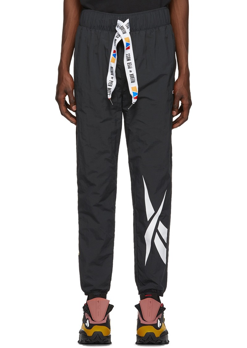 Reebok Grey Collection 3 Woven Franchise Track Pants