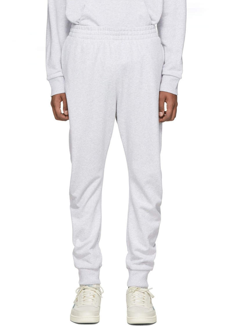 Reebok Grey Vector Lounge Pants