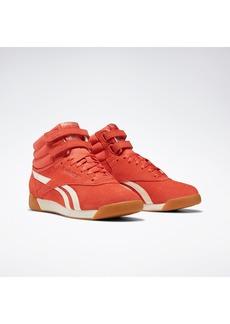 Reebok Hi-Cut Classic Leather Sneaker