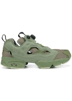 Reebok Hunter Green Instapump Fury MTP Trainers
