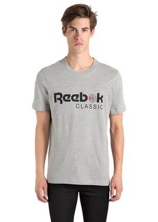 Reebok Iconic Printed Logo T-shirt
