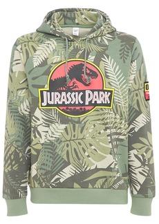 Reebok Jurassic Park Cotton Sweatshirt Hoodie