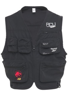 Reebok Jurassic Park Utility Vest