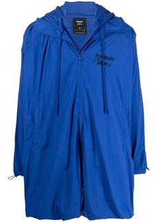 Reebok x Juun.J lightweight hooded coat