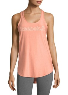 Reebok Legend Logo Tank Top