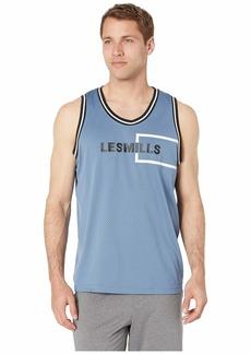 Reebok Les Mills Mesh Basketball Tank