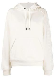 Reebok logo drawstring hoodie