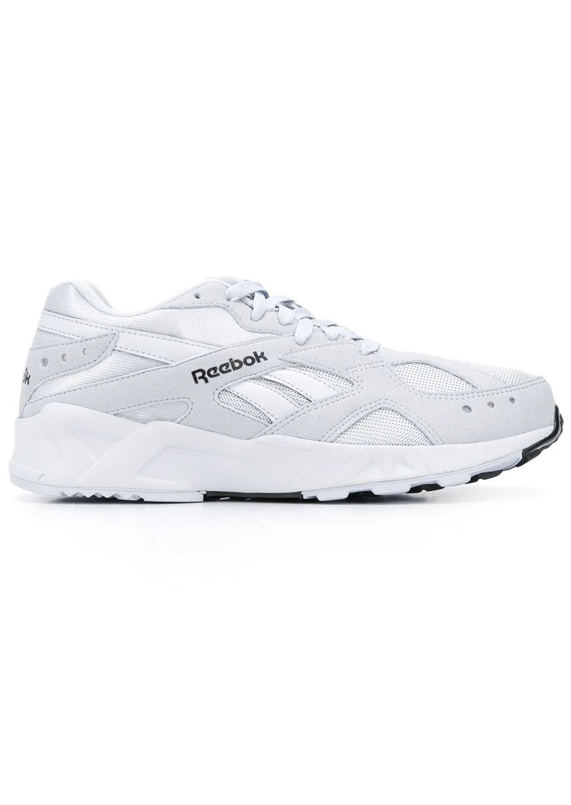 Reebok logo lace-up sneakers