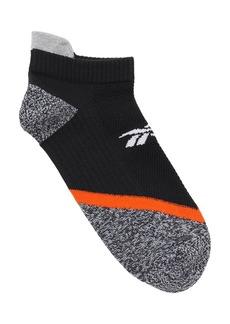 Reebok Logo Running Socks