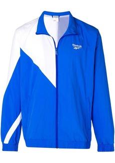 Reebok logo sports jacket