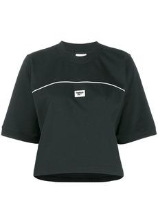 Reebok logo sweat top